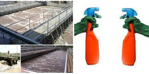 Effluent Treatment & Garbage Spray Chemical